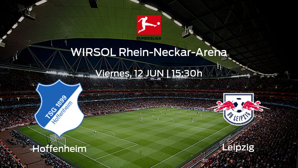 Jornada 31 de la Bundesliga: previa del duelo Hoffenheim - RB Leipzig