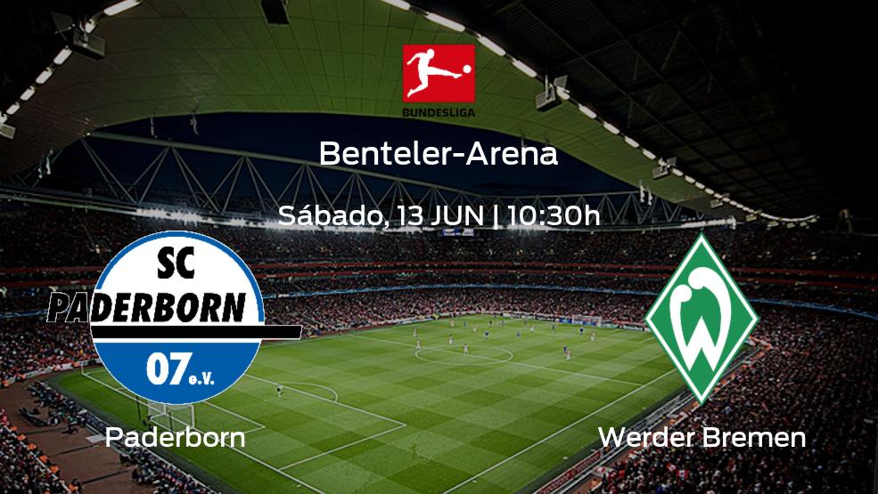 Previa del partido: Paderborn recibe en casa a Werder Bremen
