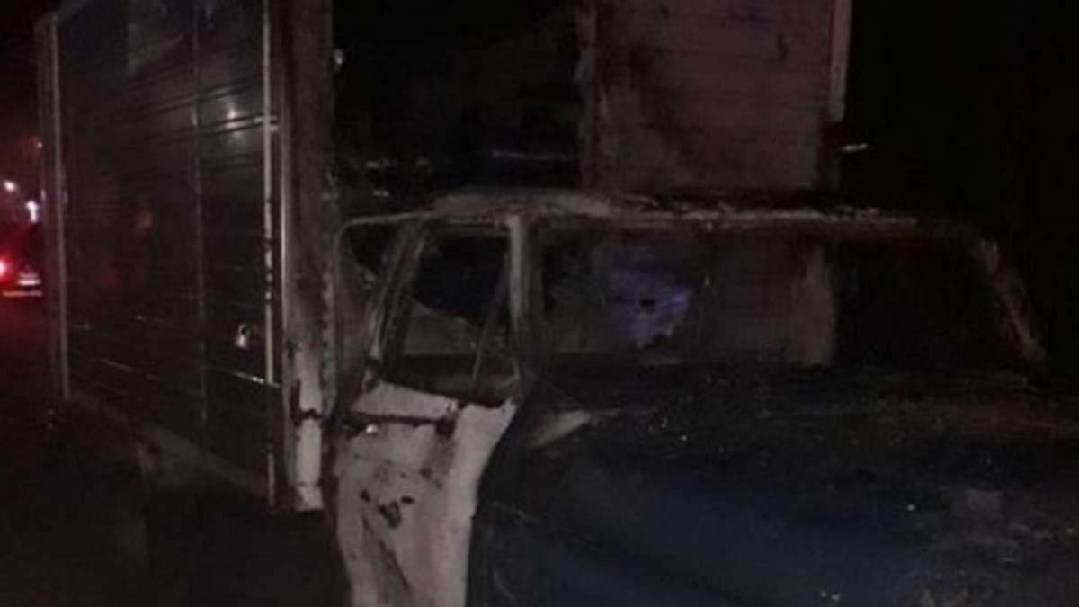 Incendian la camioneta de un verdulero que dio positivo de coronavirus