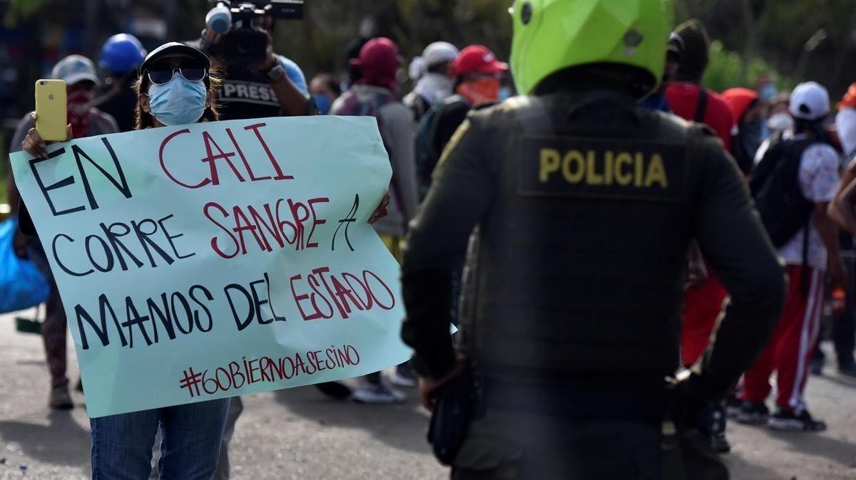 Colombia: 10 puntos para entender el por qué de la protesta