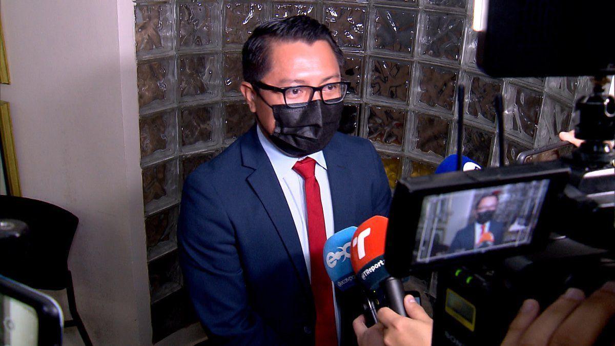 Diputado Arquesio Arias demanda a medio digital foco y exige 500 mil por daños y perjuicios
