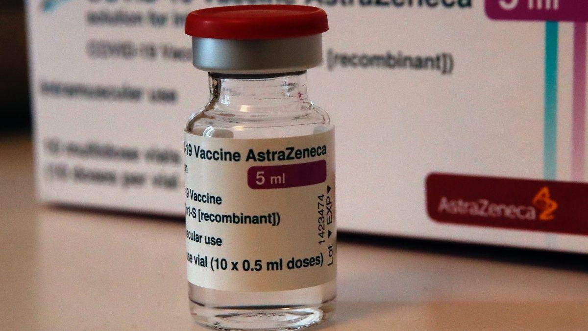 Con Carrizo a la cabeza: comienza la vacunación con AstraZeneca
