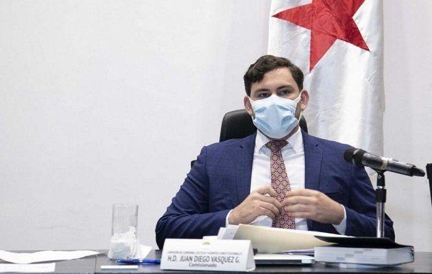Juan Diego Vásquez sobre Laurentino Cortizo: No sabe ni cómo gobernar un país