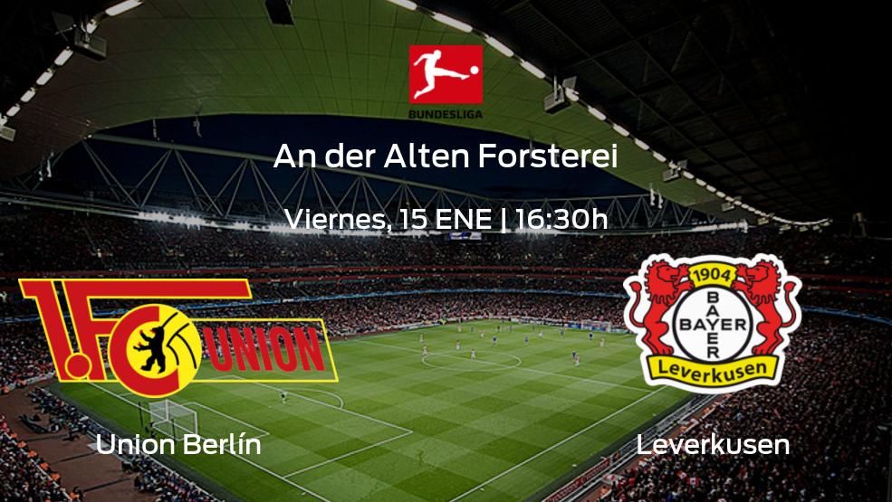 Previa del encuentro: Union Berlín recibe en su feudo a Bayern Leverkusen